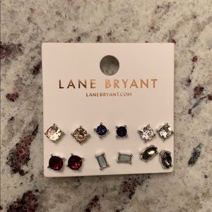 🔥MOVING SALE🔥 gorgeous Lane Bryant earrings